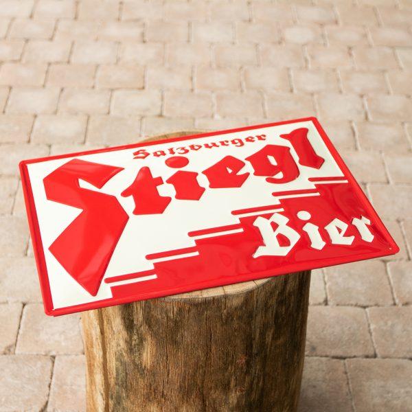 Stiegl wandbord (klein)